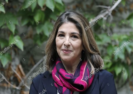 Editorial photo of Naomi Klein presents new book in Barcelona, Spain - 08 Nov 2017
