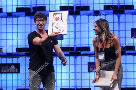 Social Media Star and Magician Julius Dein performs