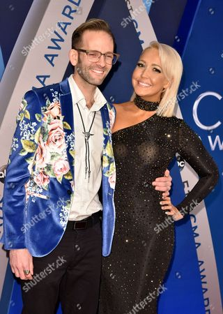 Meghan Linsey and guest