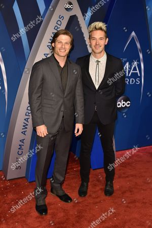 Chris Carmack, Sam Palladio
