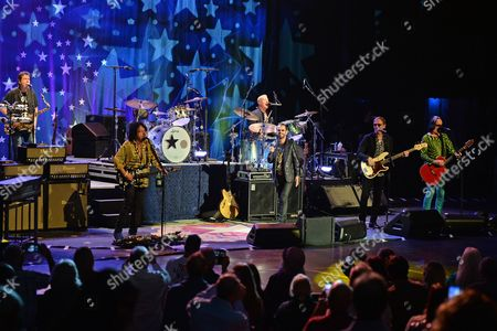 Editorial image of Ringo Starr & His All-Starr Band in concert at The Parker Playhouse, Fort Lauderdale, USA - 07 Nov 2017