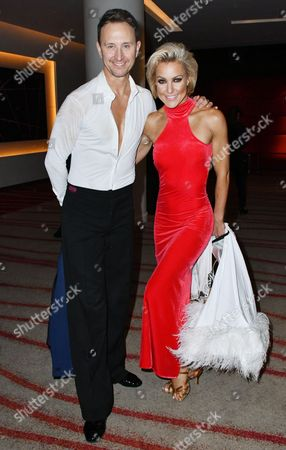 Ian Waite and Natalie Lowe