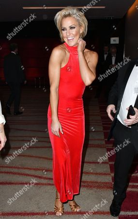 Editorial picture of Evening with the Stars Gala, London, UK - 08 Nov 2017