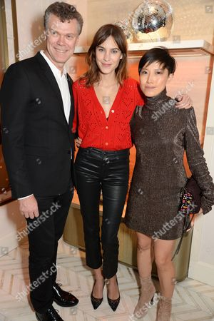 Editorial image of Jimmy Choo x Annabel's party, London, UK - 08 Nov 2017