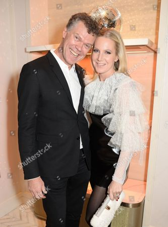 Pierre Denis and Alice Naylor-Leyland