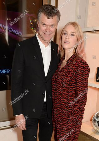 Editorial picture of Jimmy Choo x Annabel's party, London, UK - 08 Nov 2017