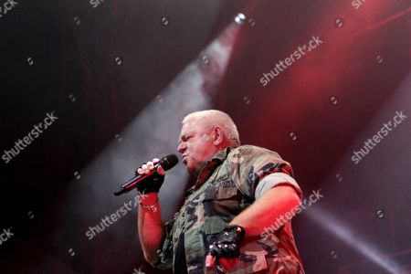 Stock Photo of Udo Dirkschneider