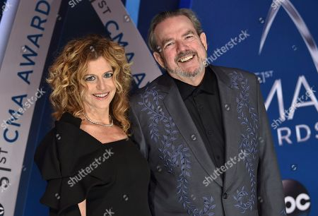 Editorial photo of 51st Annual CMA Awards - Arrivals, Nashville, USA - 08 Nov 2017