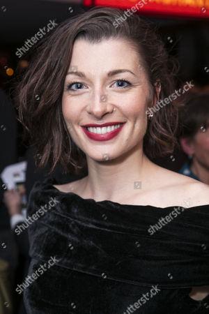 Frances McNamee (Josephine)