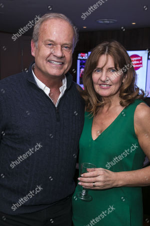 Stock Picture of Kelsey Grammer (Edward Bloom) and Clare Burt (Sandra Bloom)