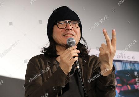 Japanese film director Shunji Iwai