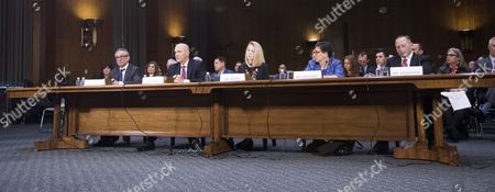 Congressional hearing on Consumer date breach. Also testifying will be a witness with expertise on protecting financial data. Witnesses:   - Mr. Paulino do Rego Barros, Jr., Interim Chief Executive Officer, Equifax, Inc.  - Mr. Richard Smith, Former Chief Executive Officer, Equifax, Inc.  - Ms. Marissa Mayer, Former Chief Executive Officer, Yahoo!, Inc.  - Ms. Karen Zacharia, Deputy General Counsel and Chief Privacy Officer, Verizon Communications, Inc. (parent company of Yahoo! since 2017)  - Mr. Todd Wilkinson, President and Chief Executive Officer, Entrust Datacard Corp.