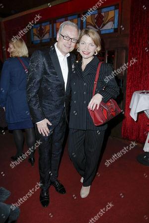Editorial photo of Palazzo premiere, Berlin, Germany - 08 Nov 2017