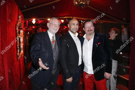 Hans-Peter Wodarz, Arthur Abraham, Kolja Kleeberg
