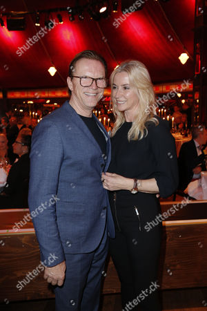 Wolfgang Lippert and Ehefrau Gesine