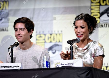 """Editorial image of 2016 Comic-Con - """"Fear the Walking Dead"""" Panel, San Diego, USA - 22 Jul 2016"""
