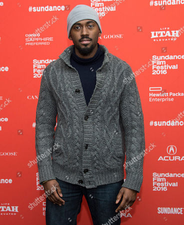 """Stock Picture of Robert Hunter poses at the premiere of """"The Land"""" during the 2016 Sundance Film Festival, in Park City, Utah"""