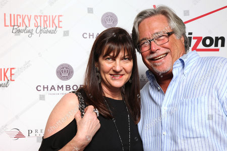 Miami Heat managing general partner Micky Arison and wife Madeleine attend the 9th Annual Irie Weekend Celebrity Bowling Tournament on Saturday, June, 29, 2013 at Lucky Strike Lanes in Miami Beach, Fl
