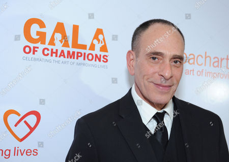 Nestor Serrano arrives at the CoachArt Gala of Champions held at The Beverly Hilton, in Beverly Hills, Calif