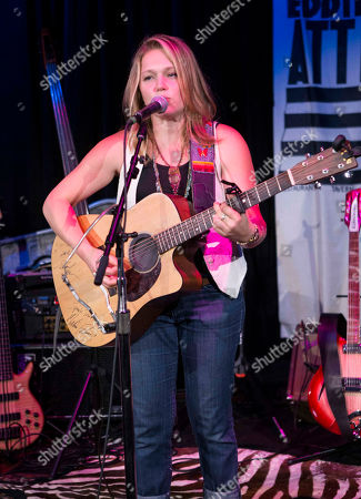 Editorial picture of Crystal Bowersox In Concert - , Atlanta, USA - 28 Jul 2015