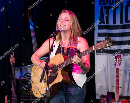 Editorial image of Crystal Bowersox In Concert - , Atlanta, USA - 28 Jul 2015