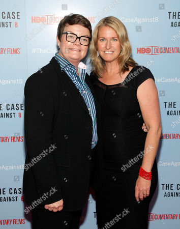 "Editorial picture of NY Premiere of ""The Case Against 8"", New York, USA - 28 May 2014"