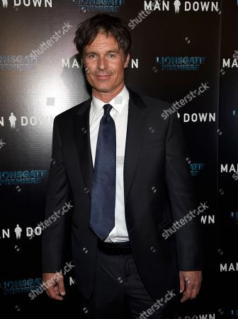 """Editorial photo of Premiere of """"Man Down"""" - Arrivals, Los Angeles, USA - 30 Nov 2016"""