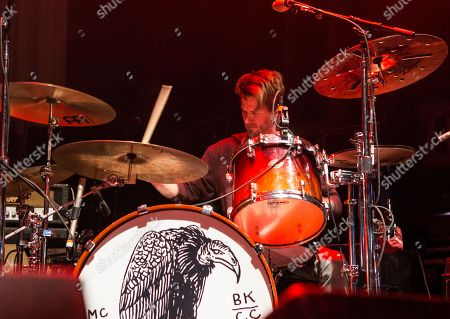 Ryan Meyer with Highly Suspect performs during the Radio 105.7 Holiday Spectacular at the Tabernacle, in Atlanta