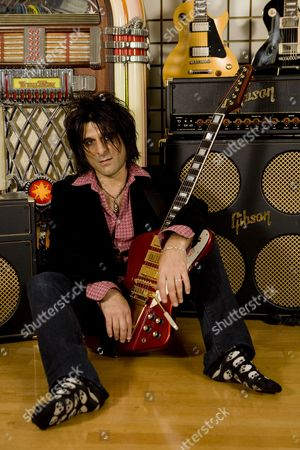 New York Dolls - Steve Conte