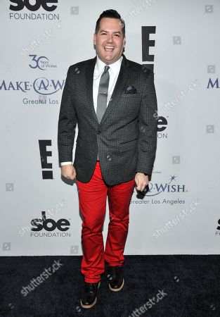 Ross Matthews arrives at The Wishing Well Winter Gala at the Beverly Wilshire Hotel, on Tuesday, December, 4, 2013 in Beverly Hills, Calif