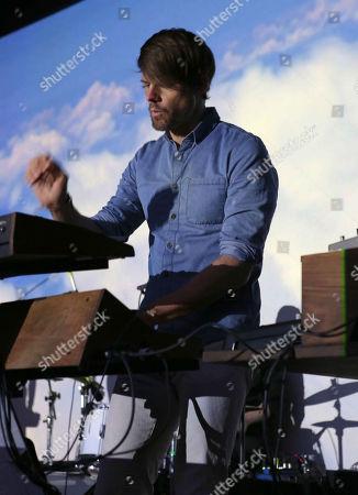 Editorial photo of Tycho In Concert - , Atlanta, USA - 4 Apr 2015