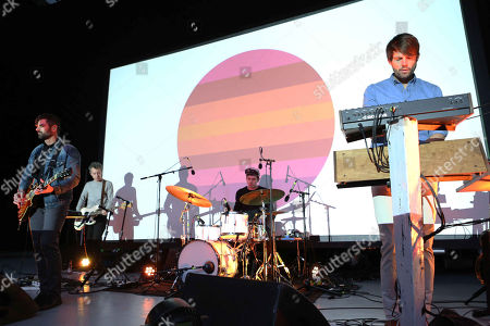 Editorial picture of Tycho In Concert - , Atlanta, USA - 4 Apr 2015