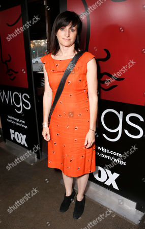 Ami Canaan Mann attends the WIGS One Year Anniversary Party on in Culver City, CA