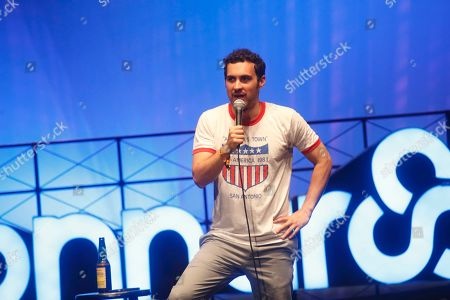 Stock Image of Mark Normand performs at the 2015 Bonnaroo Music and Arts Festival, in Manchester, Tennessee