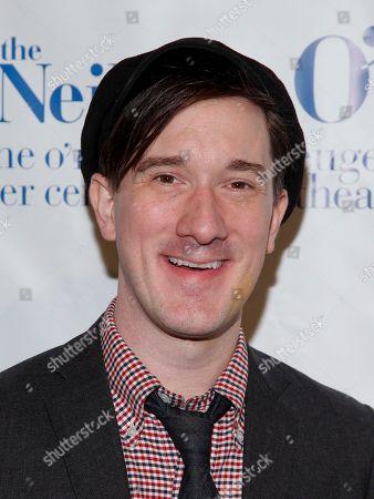 Carson Elrod attends the 15th Annual Monte Cristo Awards at the Edison Ballroom, in New York