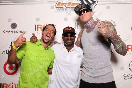 Editorial photo of 9th Annual Irie Weekend Celebrity Golf Tournament, Miami Beach, USA - 27 Jun 2013
