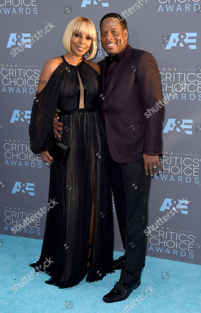 Editorial image of APTOPIX 21st Annual Critics' Choice Awards - Arrivals, Santa Monica, USA - 17 Jan 2016