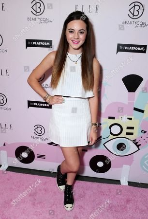 Editorial picture of BeautyCon 2014 in Partnership with ELLE, Los Angeles, USA - 15 Aug 2014
