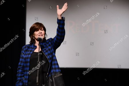 """Editorial photo of Exclusive Screening of """"The Red Tent"""", Los Angeles, USA - 10 Nov 2014"""
