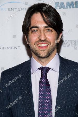 "Adam Saunders attends the premiere of ""Family Weekend"" on in New York"