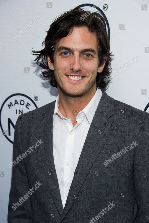 Andrew Jenks attends the eighth annual Made in NY Awards on in New York