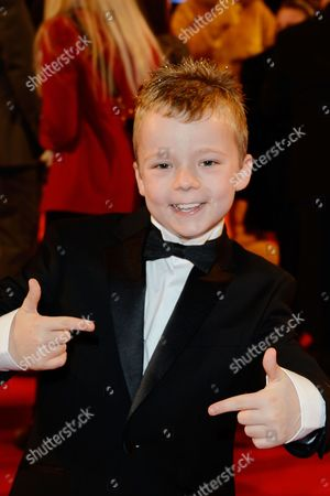 Actor Ben Wilby is seen at the UK Premiere of Nativity 2: Danger In The Manger! at The Empire Cinema, Leicester Square on ], in London