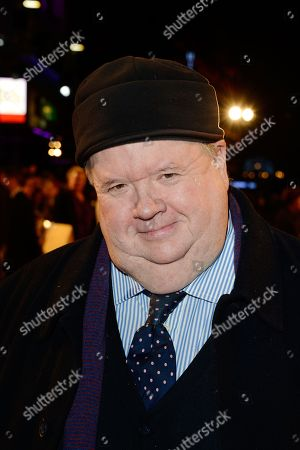 Actor Ian McNeice is seen at the UK Premiere of Nativity 2: Danger In The Manger! at The Empire Cinema, Leicester Square on ], in London