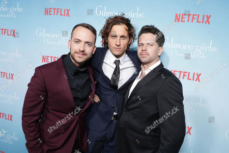 "Editorial picture of Netflix's ""Gilmore Girls: A Year in the Life"" Premiere, Westwood, USA - 18 Nov 2016"