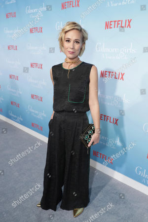 """Liza Weil seen at Netflix's """"Gilmore Girls: A Year in the Life"""" Premiere, in Los Angeles, CA"""