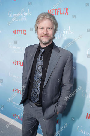 """Stock Image of Todd Lowe seen at Netflix's """"Gilmore Girls: A Year in the Life"""" Premiere, in Los Angeles, CA"""