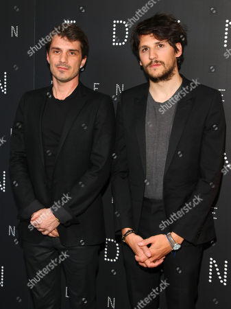 """Editorial picture of NY Premiere Of """"Eden"""", New York, USA - 8 Jun 2015"""