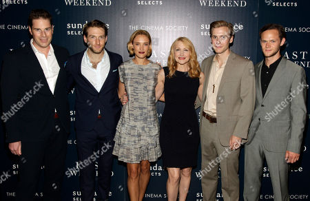 """Editorial picture of NY Premiere of """"Last Weekend"""", New York, USA - 13 Aug 2014"""