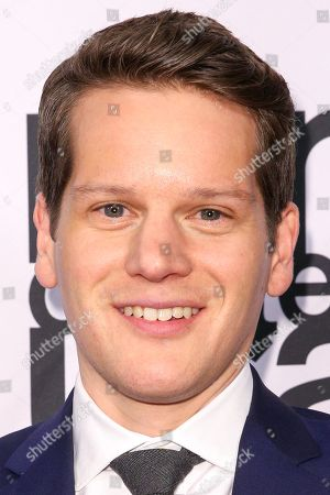 Graham Moore arrives at PEN Center USA's 25th Annual Literary Awards Festival at the Beverly Wilshire Hotel, in Beverly Hills, Calif