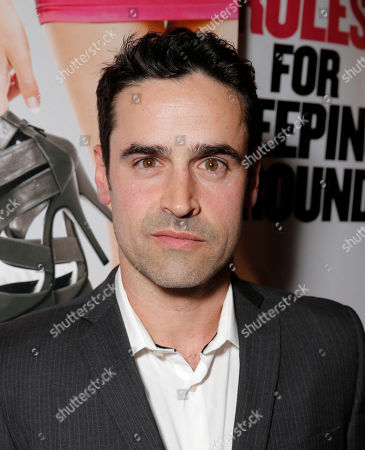 Jesse Bradford attends the premiere of Screen Media Films' '10 Rules For Sleeping Around' at the Egyptian Theatre on in Hollywood, California